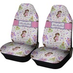 Princess Print Car Seat Covers (Set of Two) (Personalized)