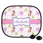 Princess Print Car Side Window Sun Shade (Personalized)
