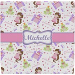 Princess Print Ceramic Tile Hot Pad (Personalized)