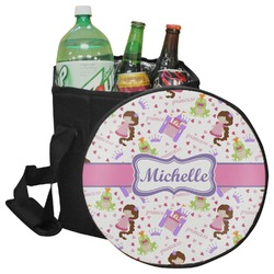 Princess Print Collapsible Cooler & Seat (Personalized)