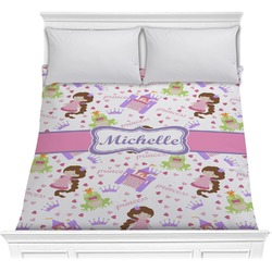 Princess Print Comforter (Personalized)