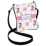 Princess Print Cross Body Bag - 2 Sizes (Personalized)