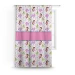 Princess Print Curtain (Personalized)
