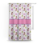 Princess Print Curtain (Personalized)
