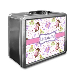Princess Print Lunch Box (Personalized)