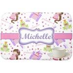 Princess Print Dish Drying Mat (Personalized)