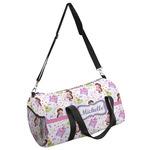 Princess Print Duffel Bag (Personalized)