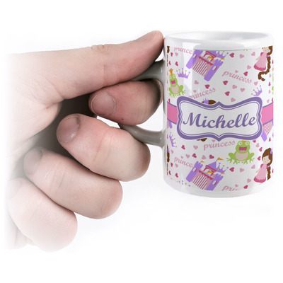 Princess Print Espresso Cups (Personalized)