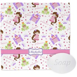 Princess Print Wash Cloth (Personalized)