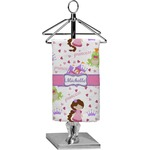 Princess Print Finger Tip Towel - Full Print (Personalized)