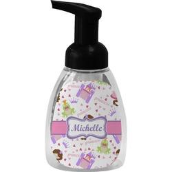 Princess Print Foam Soap Dispenser (Personalized)