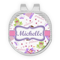 Princess Print Golf Ball Marker - Hat Clip