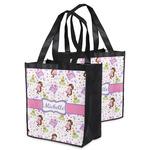 Princess Print Grocery Bag (Personalized)