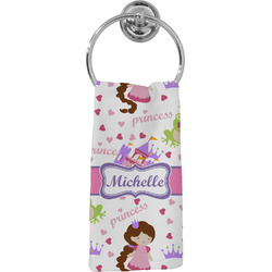 Princess Print Hand Towel - Full Print (Personalized)