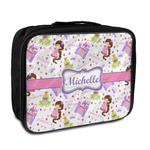 Princess Print Insulated Lunch Bag (Personalized)