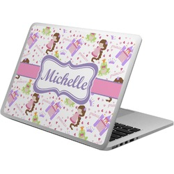 Princess Print Laptop Skin - Custom Sized (Personalized)
