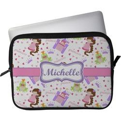 "Princess Print Laptop Sleeve / Case - 13"" (Personalized)"