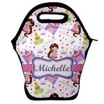 Princess Print Lunch Bag w/ Name or Text
