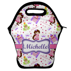 Princess Print Lunch Bag (Personalized)
