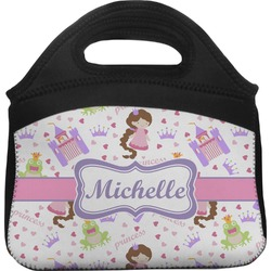 Princess Print Lunch Tote (Personalized)