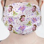 Princess Print Face Mask Cover (Personalized)