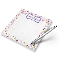 Princess Print Notepad (Personalized)