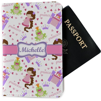 how to make personalized passport holder