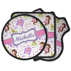 Princess Print Iron on Patches (Personalized)