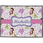Princess Print Door Mat (Personalized)
