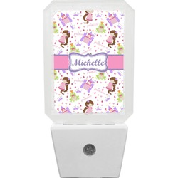 Princess Print Night Light (Personalized)