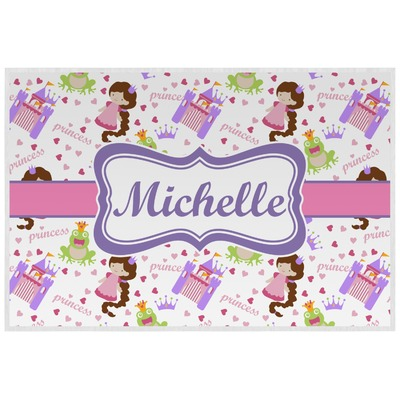 Princess Print Placemat (Laminated) (Personalized)