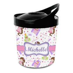 Princess Print Plastic Ice Bucket (Personalized)