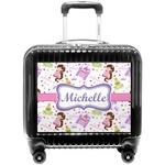 Princess Print Pilot / Flight Suitcase (Personalized)