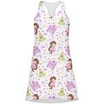 Princess Print Racerback Dress (Personalized)