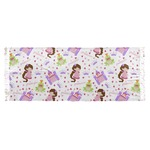 Princess Print Faux Pashmina Scarf (Personalized)