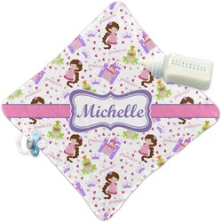 Princess Print Security Blanket (Personalized)