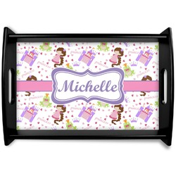 Princess Print Wooden Trays (Personalized)
