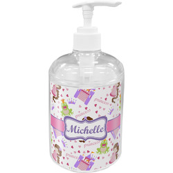 Princess Print Soap / Lotion Dispenser (Personalized)