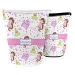Princess Print Waste Basket (Personalized)