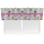 Princess Print Valance (Personalized)
