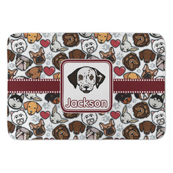 Dog Faces Anti-Fatigue Kitchen Mat (Personalized)