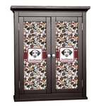 Dog Faces Cabinet Decal - Custom Size (Personalized)