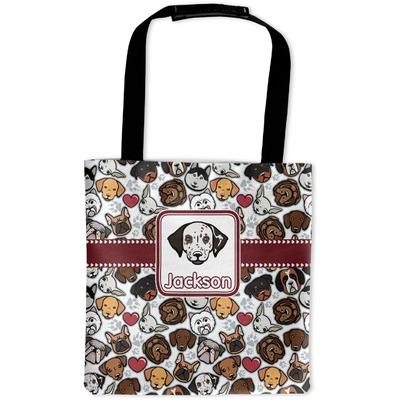 Dog Faces Auto Back Seat Organizer Bag (Personalized)