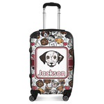 Dog Faces Suitcase (Personalized)