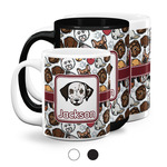 Dog Faces Coffee Mugs (Personalized)