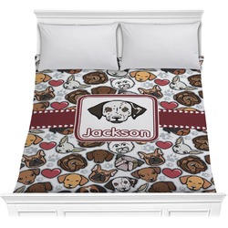 Dog Faces Comforter (Personalized)