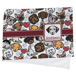 Dog Faces Cooling Towel (Personalized)
