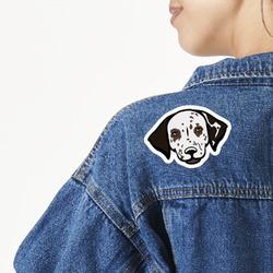 Dog Faces Large Custom Shape Patch (Personalized)