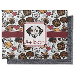 Dog Faces Microfiber Screen Cleaner (Personalized)