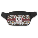 Dog Faces Fanny Pack (Personalized)